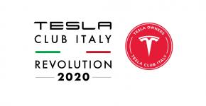 Tesla Club Italy Revolution 2020